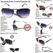 Promo Kacamata Sunglasses Aviator Forbs Full Set (16812007) di Kota Jakarta Timur