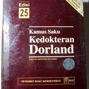 Kamus Saku Kedokteran DORLAND,edisi 25 - EGC (1682656) di Kota Surabaya