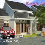 Rumah Siap Bangun Jalan Kaliurang Km 6 Kayen Harga Terjangkau Unit Terbatas (16833663) di Kab. Sleman