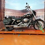 Harley Davidson FXDC Dyna Super Glide Custom Tahun 2007 (16847103) di Kab. Bandung
