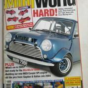 Majalah Otomotif MINI World (16861179) di Kota Tangerang Selatan