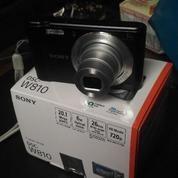 Kamera Digital Sony W810 (16866875) di Kota Pekanbaru