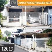 Rumah Perum Kosambi Baru, 6x15m, 1 Lt, SHM (16878527) di Kota Jakarta Barat