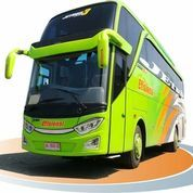 Hino Big Bus RN 285 (2019) Chasis ONLY
