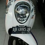 Honda Scoopy 110cc Tahun 2017 (16890019) di Kota Yogyakarta