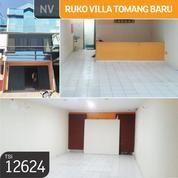 Ruko Villa Tomang Baru, Tanggerang, 4,5x15m, 2Lt, SHM (16912343) di Kota Tangerang