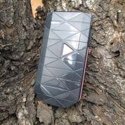 Hape Jadul Nokia 7070 Prism Fashion Phone Seken Mulus Phonebook 1000