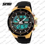 Jam Tangan Pria / SKMEI Men / Digital LED + Analog / AD 1016 (16919467) di Kota Batam