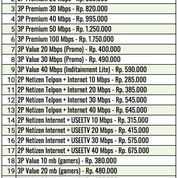 INDIHOME (Internet Wifi, UseeTV Kabel, Telpon) (16925107) di Kab. Bogor