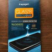 Glastr Nano Liquid Screen Protector Coating SPIGEN Galaxy S8 - NEW (16934055) di Kota Jakarta Selatan