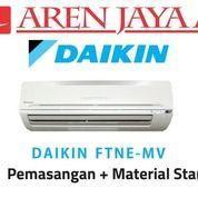 AC Daikin 0.5 PK Bergaransi