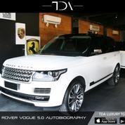 Range Rover Vogue 5.0 Autobiography