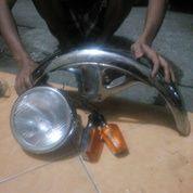 Spakbor Cb + Lampu + Sen (16968039) di Kota Bekasi