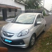 Honda Brio Satya E Manuql 2014