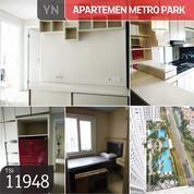 Apartemen Metro Park Tower Manhattan, Jakarta Barat, Lt 28, PPJB (16978639) di Kota Jakarta Barat