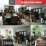 Rumah Puri Indah, Jakarta Barat, 16x22m, 2 Lt, SHM (17001927) di Kota Jakarta Barat