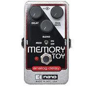 FX Stompbox Electro-Harmonix Memory Toy Analog Delay made in USA murah di Bandung (1700876) di Kota Bandung
