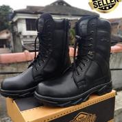 SEPATU PDL PDH / SEPATU DINAS / SEPATU TNI JATAH / SEPATU BOOTS PRIA / SEPATU SAFETY / SEPATU KULIT
