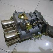 Carburator Weber Dcoe 48mm + Intake 2berel Merk Redline (17009107) di Kota Malang