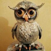 Patung Burung Hantu