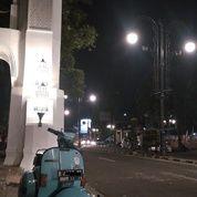 Vespa Ps 80 Pemakaian Sehari-Hari (17020523) di Kota Bandung