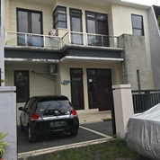 Rumah Lantai 2 Security 24 Jam Di Taman Wira Gatsu Tengah