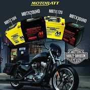 Motobatt Quadflex U/ Moge & Harley Davidson..Bergaransi..Qualitas Bagus