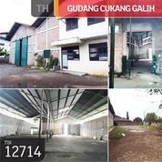 Gudang Cukang Galih, Curug, Tanggerang, 65x35m, SHM (17074827) di Kota Tangerang