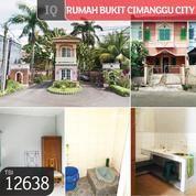 Rumah Bukit Cimanggu City, Bogor, 5x12,5m, 2 Lt, HGB (17078667) di Kota Bogor