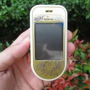 Hape Jadul Nokia 7370 Fashion Phone Seken Mulus Langka Kolektor Item