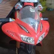 SCooter Anak Roda 3 + Aki