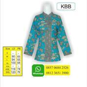 Model Baju Batik Kerja, Baju Batik Wanita, Toko Batik Online, KBB (17093499) di Kota Mojokerto