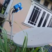 Mini Parabola Dua Satelit
