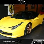 Ferrari 458 Italia - TOP CONDITION
