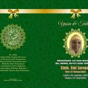 Yasin Tahlil Jumbo Hardcover (17107215) di Kota Surabaya