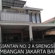 Rumah 2 Lantai Srengseng Kembangan (17113107) di Kota Tangerang Selatan