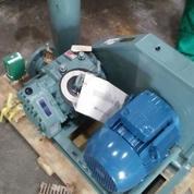 Root Blower 2 Inchi Motor 4 KW Untuk Pengolahan WWT (17127415) di Kab. Semarang