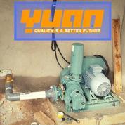 Root Blower 2 Inchi Motor 3 Kw Anlet - Untuk Aerasi Kolam IPAL Industri Textile (17127523) di Kab. Semarang