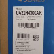 Samsung Smart LED TV 32 Inch Tipe UA32N4300AK Baru