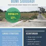 Peluang Untung Investasi Kavling Strategis Bumi Sidodadi Sidoarjo