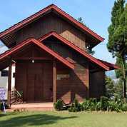 Vila Pribadi Di Puncak, Cisarua, Bogor