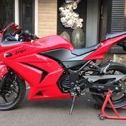 Ninja 250 Merah Tahun 2011, KM 29xx On Going (17178379) di Kota Tangerang Selatan