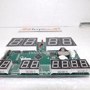 7-Segment Module Kit 1,2 Inch 4 Digit Dan 0,56 Inch 4 Digit