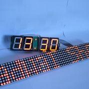 Jadwal Waktu Sholat - Paket Module KIT-JWS-01M