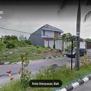 Tanah Kosong Di Kawasan Perumahan Elite Istana Regency Sesetan