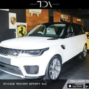 NEW CARS RANGE ROVER SPORT 3.0 HSE