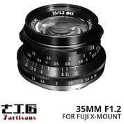 Lensa 7ARTISANS 35MM F1.2 FOR Mirrorless FUJIFILM X Mount Series (17224451) di Kota Surabaya