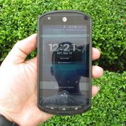 Hape Outdoor Kyocera Duraforce E6560 Seken 4G LTE IP68 Certified RAM 2GB Mulus