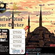 Paket Awal Tahun 2019 Umroh Plus Tour Turkey (17234771) di Kota Surabaya
