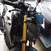 Yamaha Xabre Abu-Abu Tahun 2016